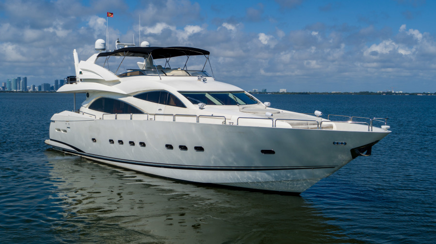Photo of 94' Sunseeker 94 Yacht 2003