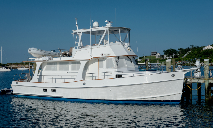 photo of 52' Grand Banks Europa 52 2001