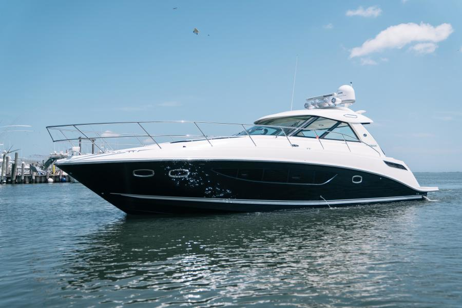 photo of 45' Sea Ray 450 Sundancer 2013