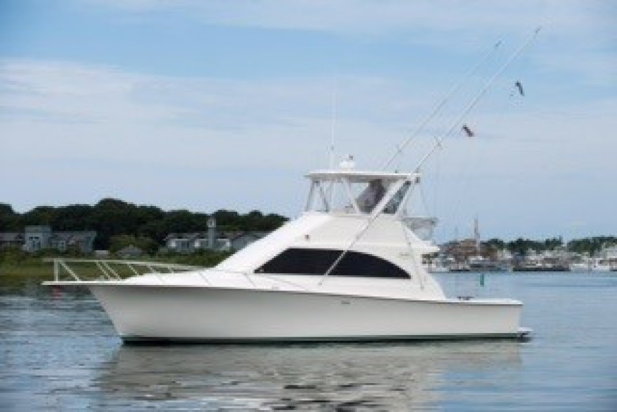 Ocean Yachts-Super Sport 1998-EMOCEANAL RESCUE  Wickford-Rhode Island-United States-EMOCEANAL RESCUE-1494651-featured