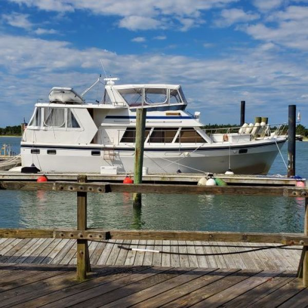Photo of 48' CHB Sea Master Sundeck 1987
