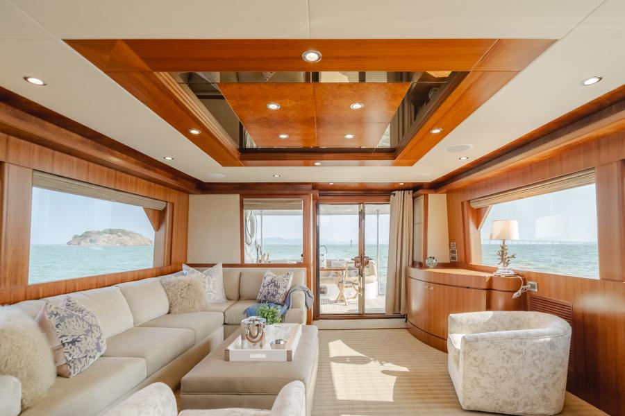 BIG SKY yacht for sale