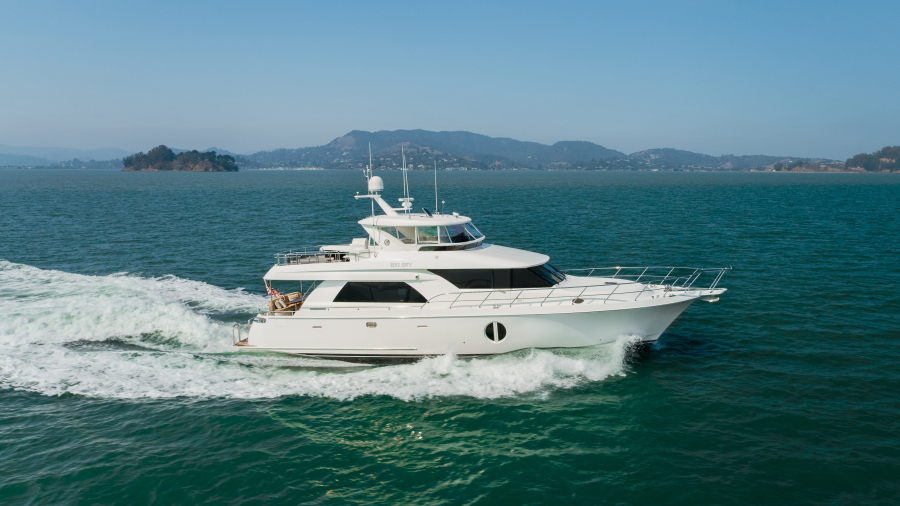 Ocean Alexander-Pilothouse 2010-BIG SKY San Francisco-California-United States-1511073-featured