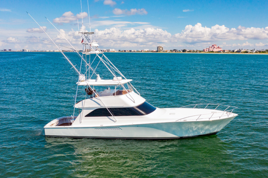 Viking-61 Convertible 2001-Mighty Mouse St. Pete-Florida-United States-2001 Viking 61 Convertible  Mighty Mouse -1501078-featured