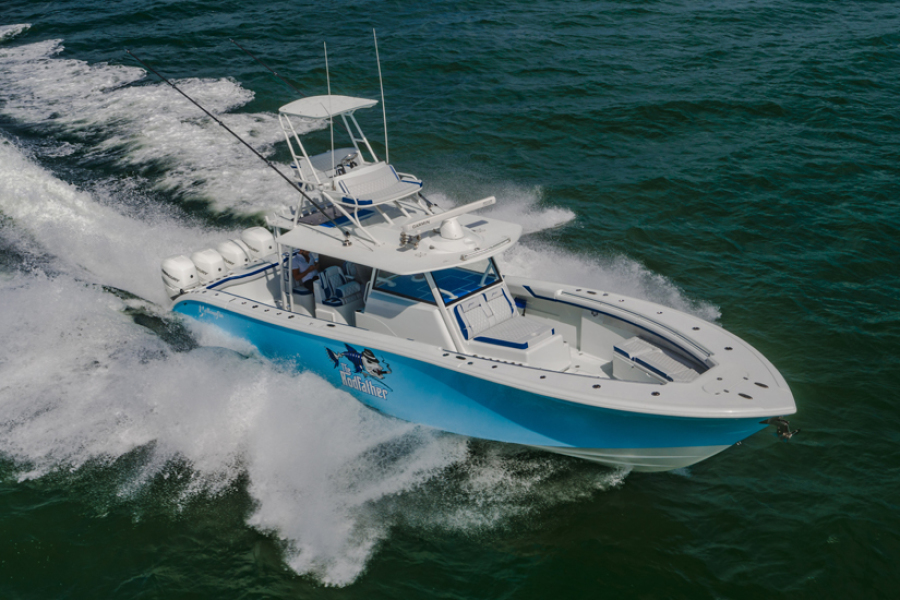 Yellowfin-42 Offshore 2019-The Rodfather Largo-Florida-United States-2019 Yellowfin 42 CC  The Rodfather-1499011-featured