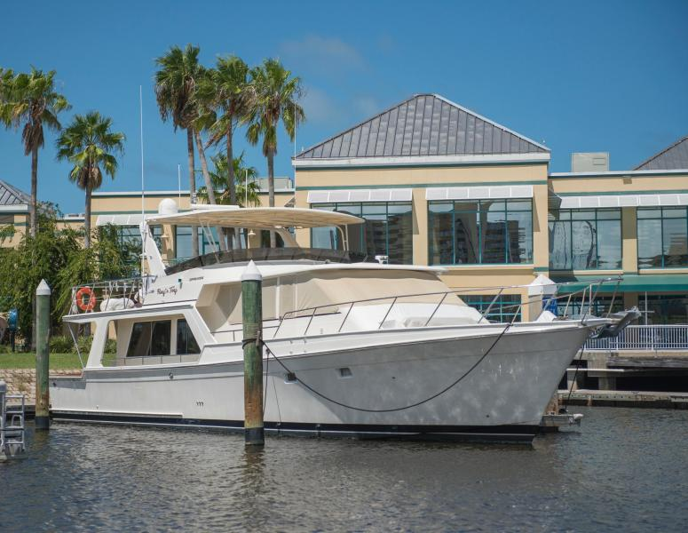 Offshore Yachts-Pilot House 1999-Roys Toy United States-1495255-featured