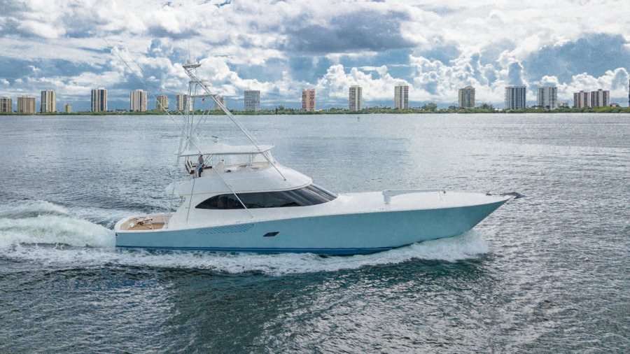 Viking-82 Convertible 2010-NINA MARIE Jupiter-Florida-United States-NINA MARIE-1495842-featured