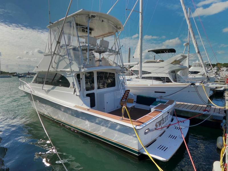 Egg Harbor-37 Sport Yacht 2001 -Scituate-Massachusetts-United States-1495543-featured