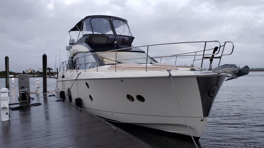 Beneteau-Monte Carlo 5 2018 -Greenwich-Connecticut-United States-1495667-featured
