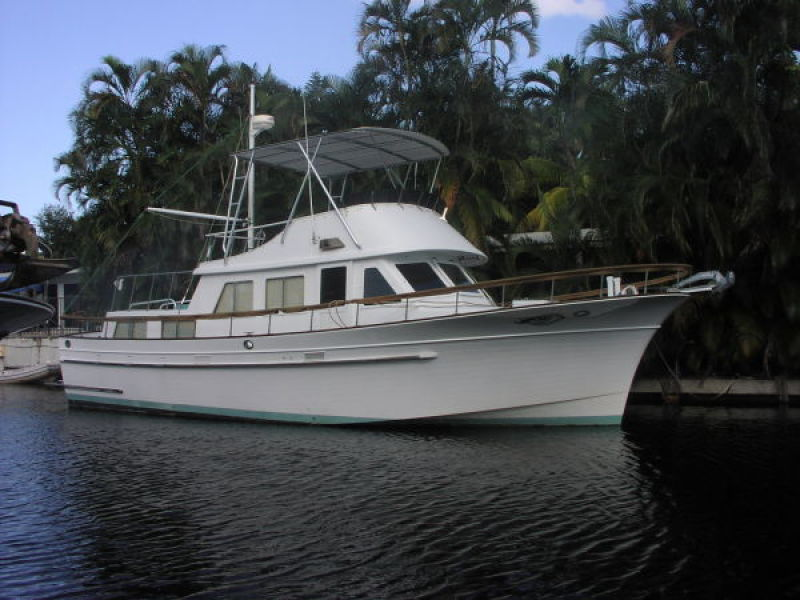 Photo of 43' Albin 43 Trawler 1981