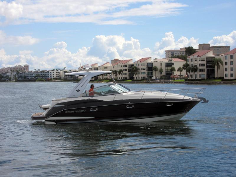 Photo of 35' Monterey 355 Sport Yacht 2014