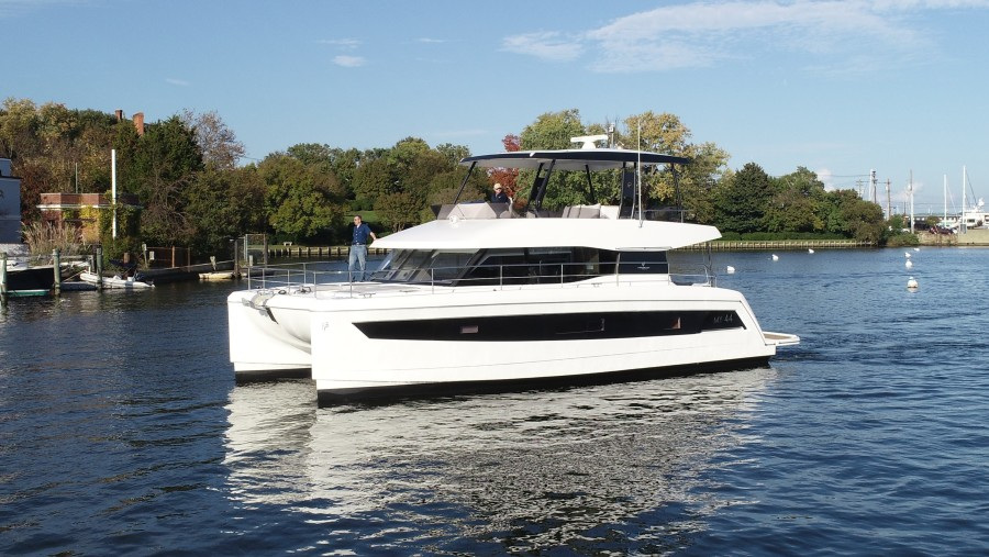 Fountaine Pajot-44 Motoryacht 2020-Miss Charlotte Louise Annapolis-Maryland-United States-1557356-featured