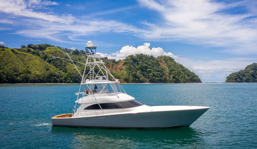 Viking-62 Convertible 2015-HT Hook Los Sueños, Costa Rica-Costa Rica-2015 Viking 62 Convertible  HT Hook  Profile Picture-1499979-featured