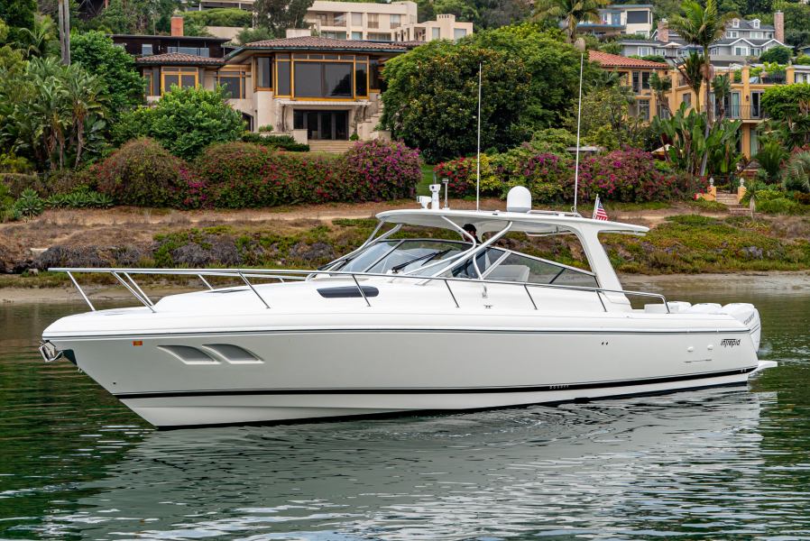 Intrepid-43 Sport Yacht 2010-Bird Dog San Diego-California-United States-1499771-featured