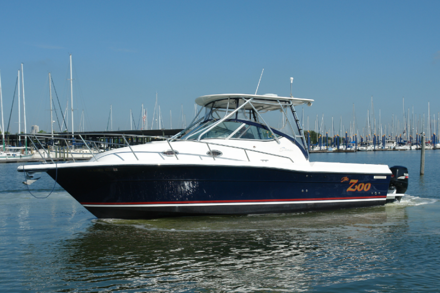 Photo of 32' Stamas 32 Express 2005
