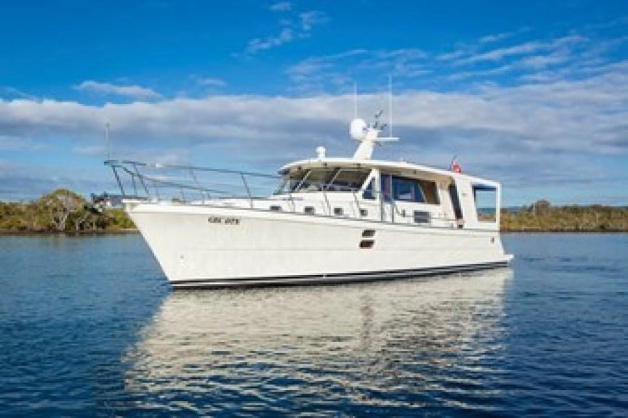 Photo of 48' Norseman 480 Free Ocean Sedan 2020