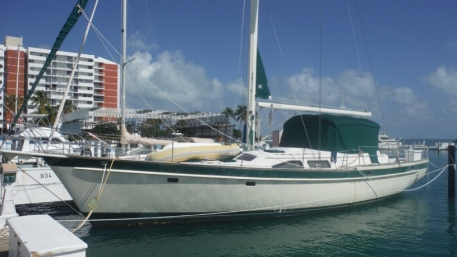 Photo of 54' Irwin Sloop 1990