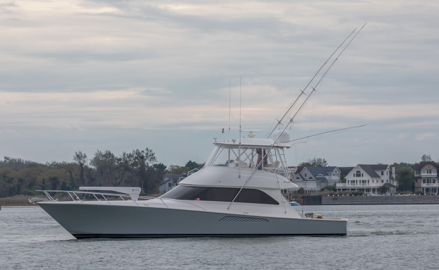 Viking-54 Convertible 2008-HAVOC Cape May-New Jersey-United States-1501507-featured