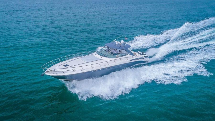 Sea Ray-Sundancer 2000-Why Not Miami-Florida-United States-1501385-featured