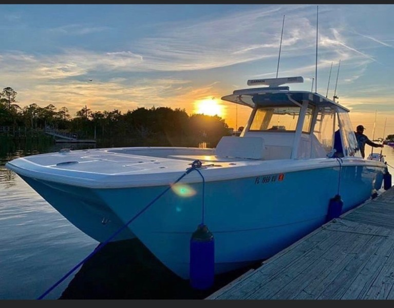 Invincible 37 Catamaran 2019-No Name Steinhatchee-Florida-United States-Profile-1501483-featured