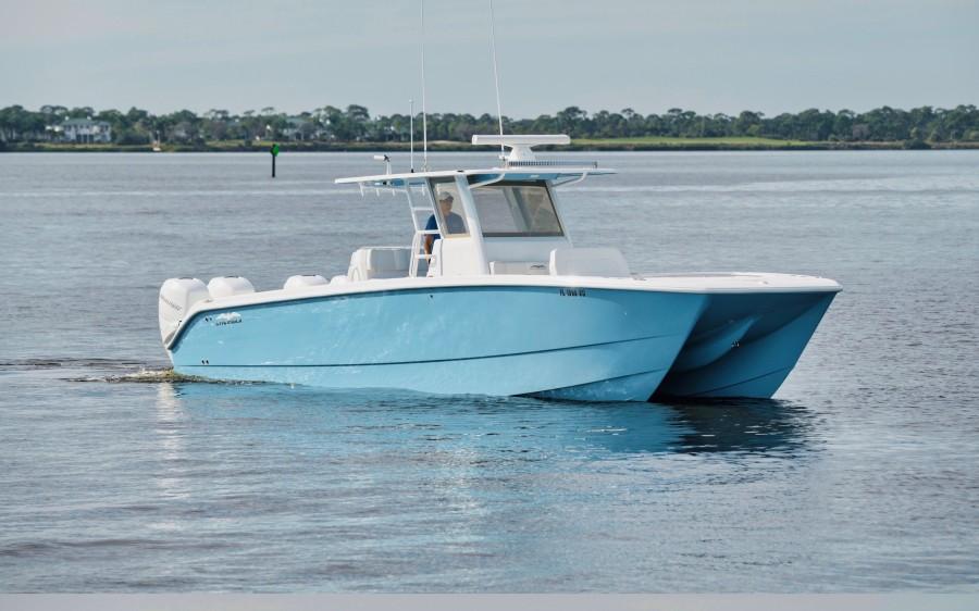 Invincible 37 Catamaran 2019-No Name Stuart-Florida-United States-1593180-featured