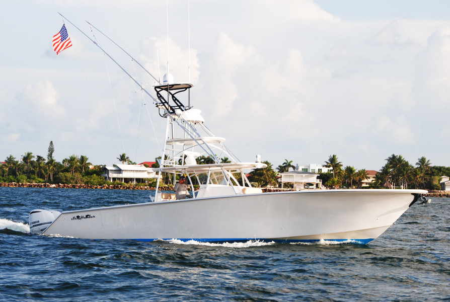 Photo of 45' SeaHunter 45 2015