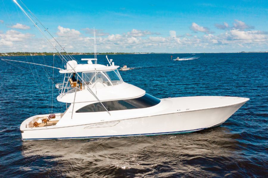 Viking-62 Convertible 2020-Huckleberry Ft. Lauderdale-Florida-United States-Viking 62 Convertible 2020 Huckelberry-1510227-featured