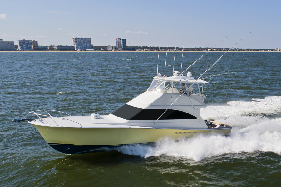 Ocean Yachts-54 Super Sport 2009-Just One More VA Beach-Virginia-United States-1502075-featured