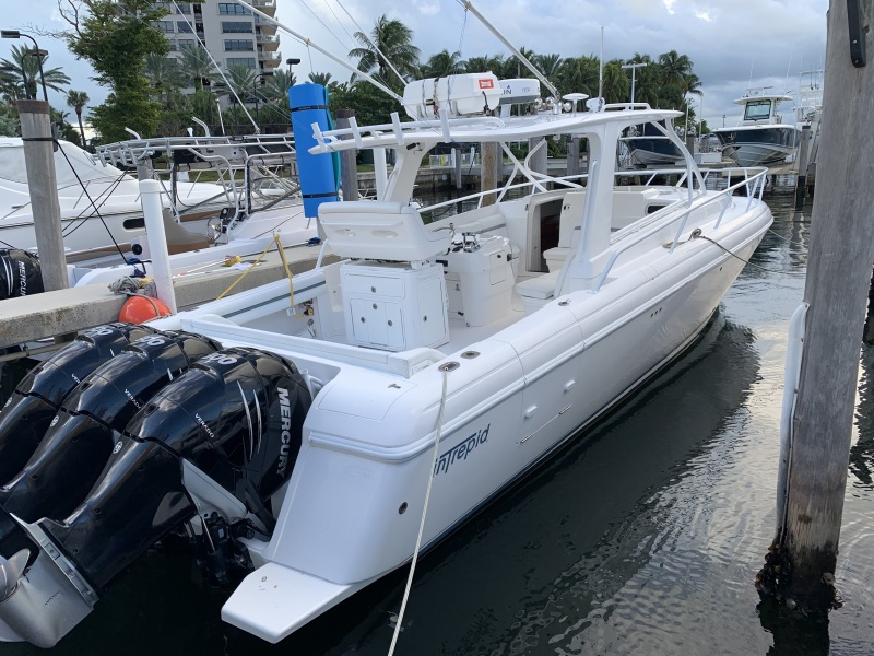 Intrepid-390 Sport Yacht 2008-Legendary VII Coral Gables-Florida-United States-1502174-featured