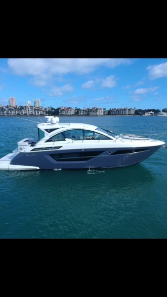 Photo of 50' Cruisers Cantius 2019