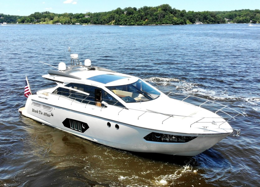 Photo of 54' Absolute 56 STY 2014