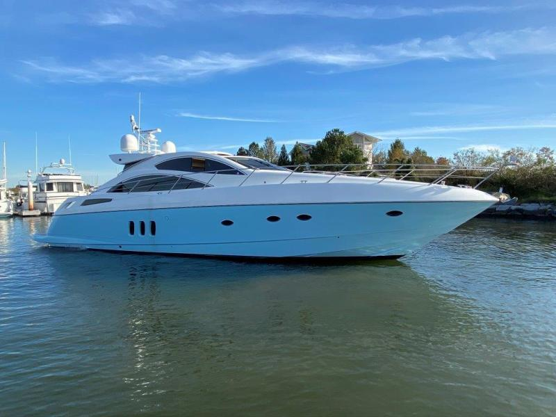 Sunseeker-62 PREDATOR 2009 -Dania Beach-Florida-United States-1613783-featured