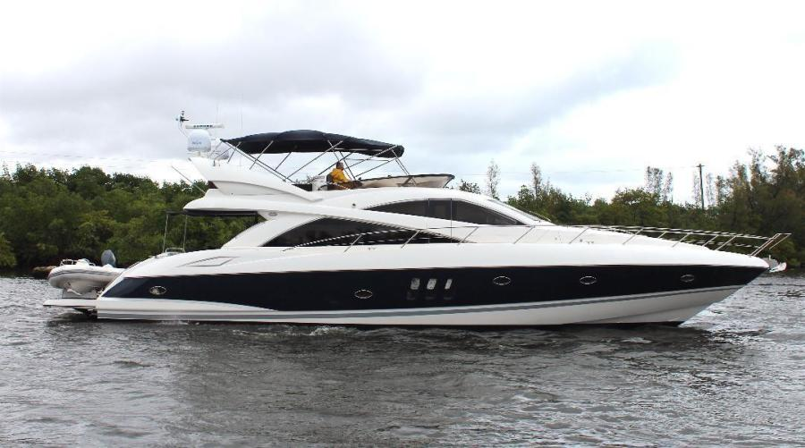 Sunseeker-MANHATTAN 66 2006 -Dania Beach-Florida-United States-1506220-featured