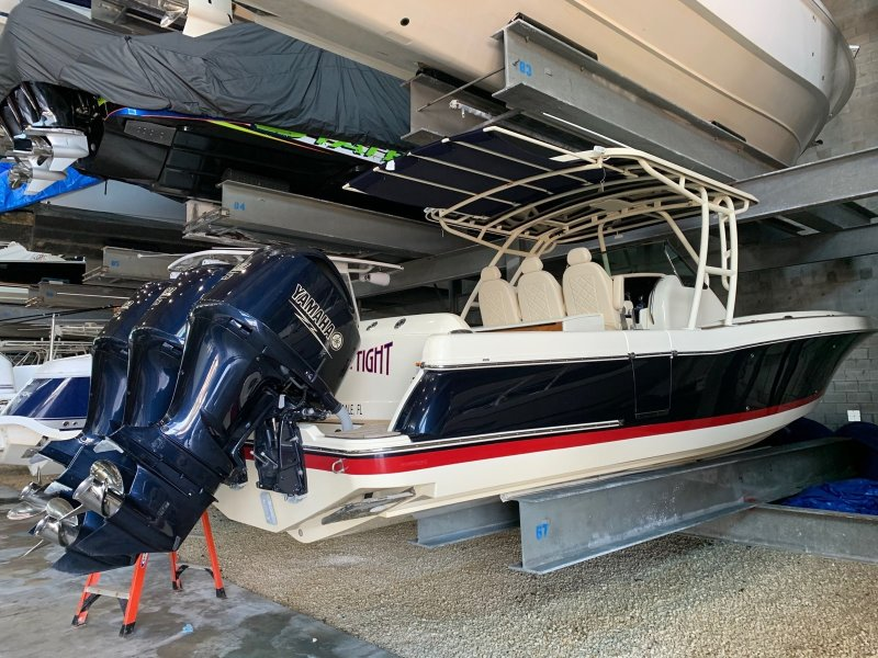Chris-Craft-34 CATALINA 2016 -Fort Lauderdale-Florida-United States-1506840-featured
