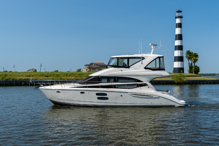 Meridian-441 Motor Yacht 2016-Friend Ship League City-Texas-United States-Meridian 441 2016 Friend Ship-1507311-featured