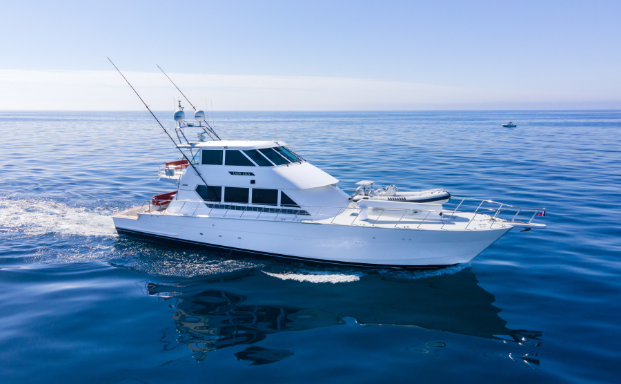 Photo of 82' Hatteras Convertible 1995