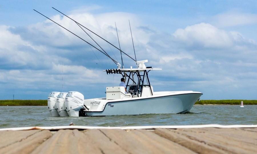 SeaVee-340 B Center Console 2014-Riff Raff Mount Pleasant-South Carolina-United States-Profile-1509701-featured