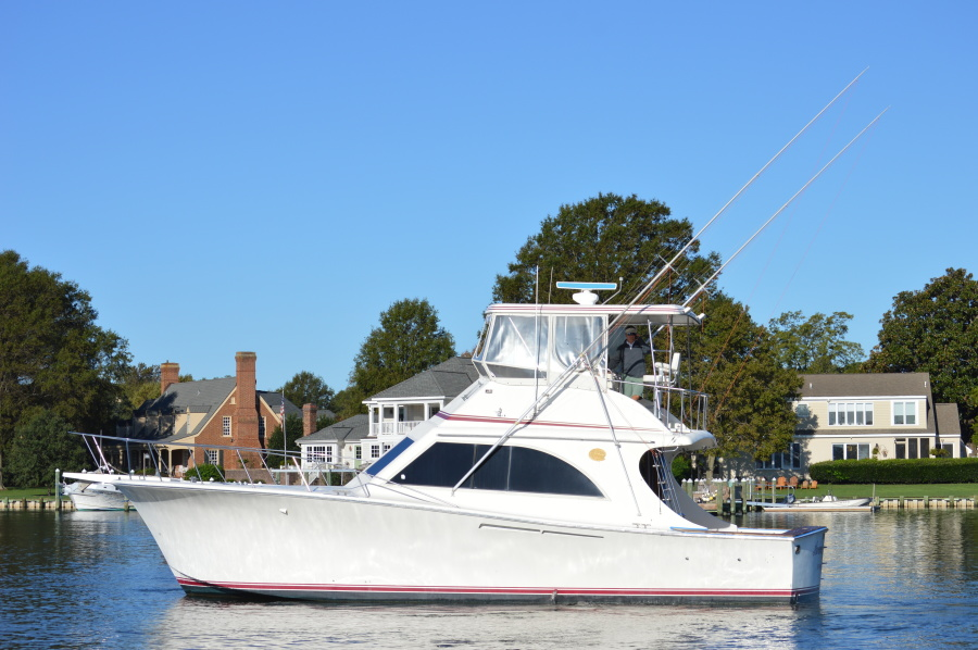 Photo of 42' Jersey Cape 42 Convertible 1988