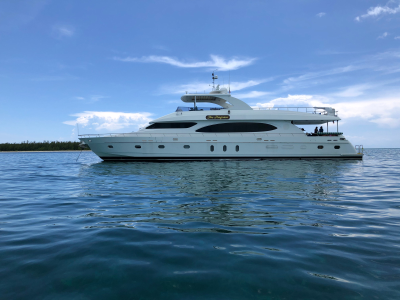 Hargrave-97 Motor Yacht 2006-The Program Fort Lauderdale-Florida-United States-1514024-featured