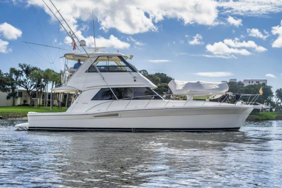 Riviera-Flybridge 2003-SUSAN MARIE North Palm Beach-Florida-United States-SUSAN MARIE-1520657-featured