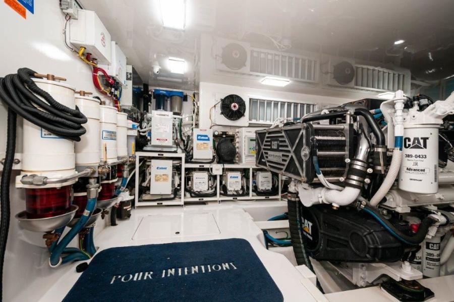 2014 66 Viking Engine Room (1)