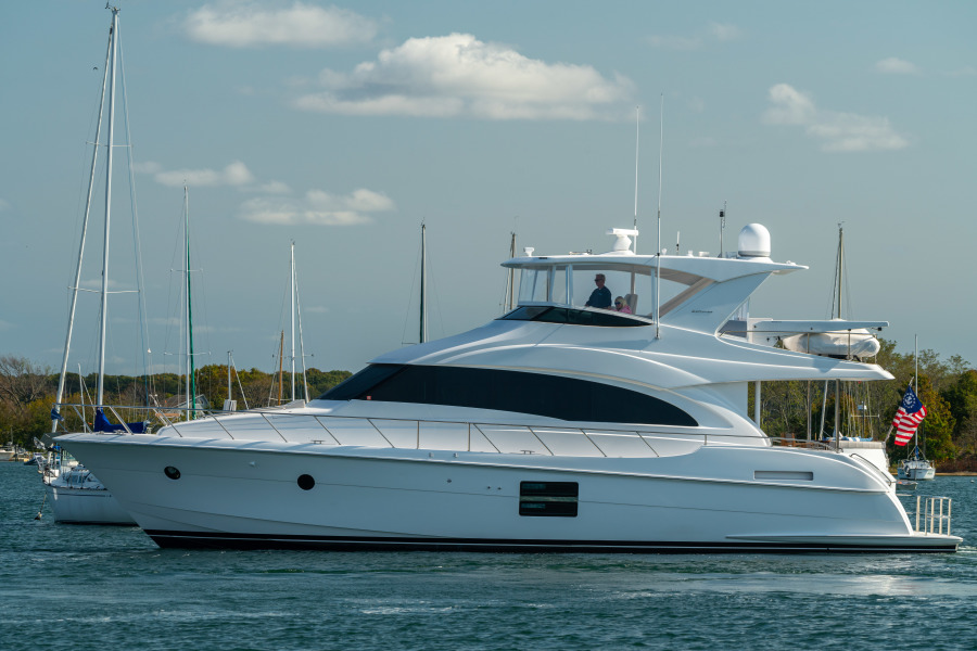 Hatteras-M60 2020 -Fort Lauderdale-Florida-United States-1516661-featured
