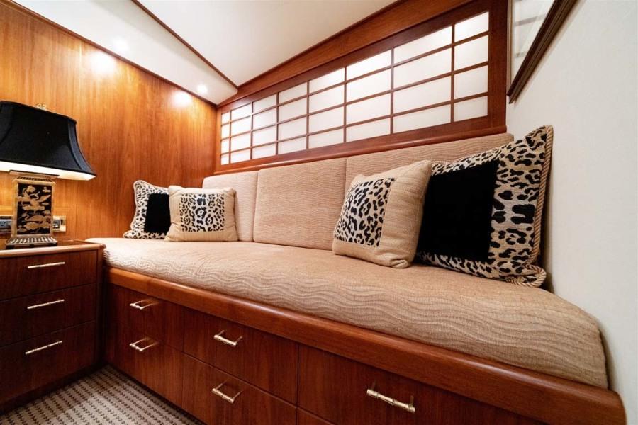 Full Sofa with Storage Below