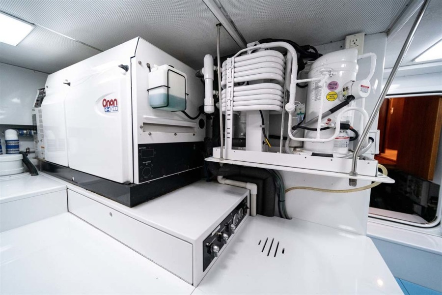 (2) 33 KW Onan Generators