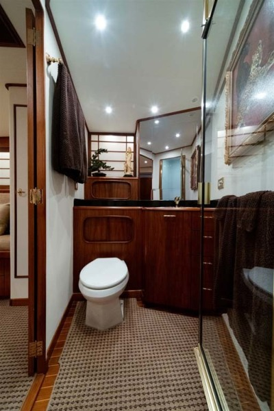 Ensuite Large Head and Shower