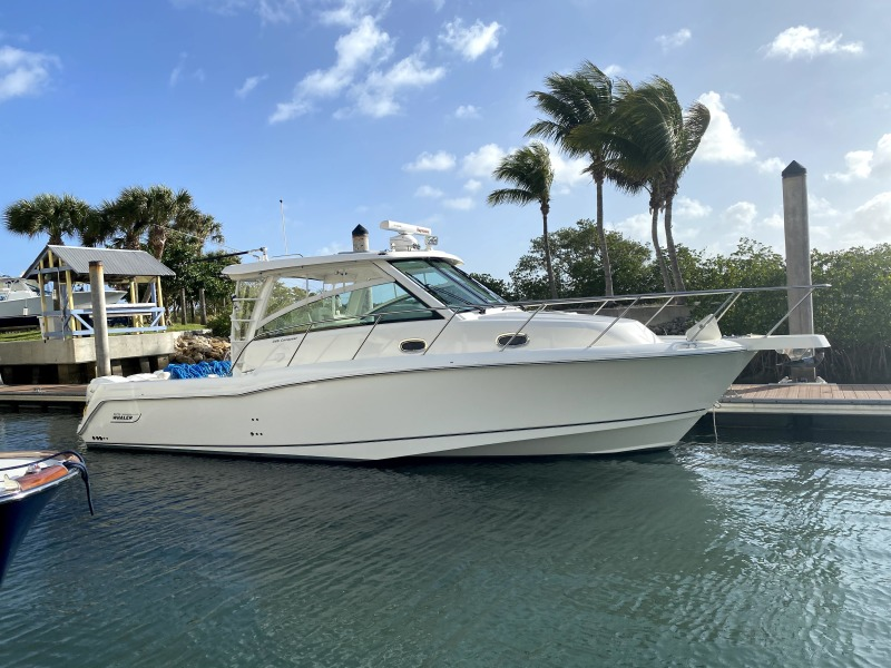 Boston Whaler-345 Conquest 2017 -Port Canaveral-Florida-United States-1518179-featured