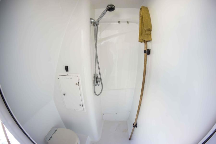 Cockpit Stall Shower