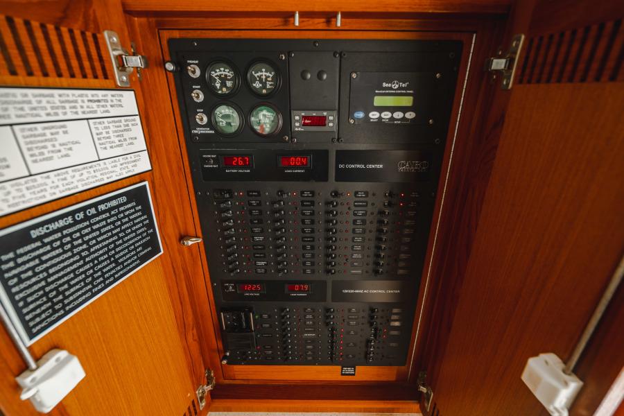 40 Cabo Convertible Panel