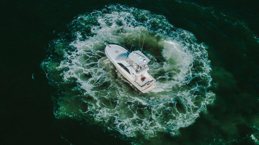 40 Cabo Convertible