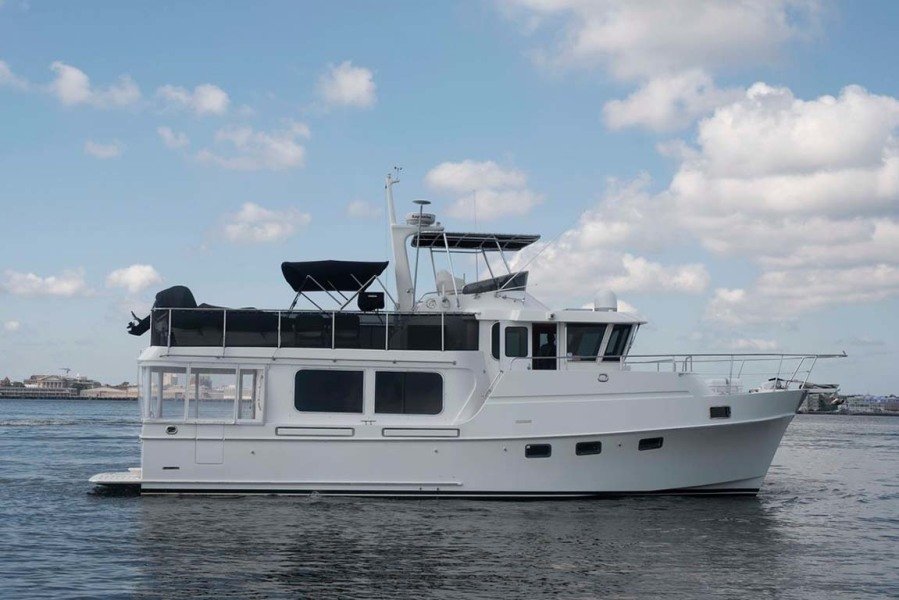 Ocean Alexander-50 Classico Pilothouse 2007-Hunky Dory Mount Pleasant-South Carolina-United States-1519819-featured